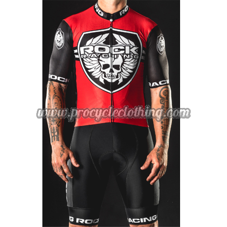 2018 Team ROCK RACING Biking Clothing Summer Winter Cycle Jersey and ... 3494821a9