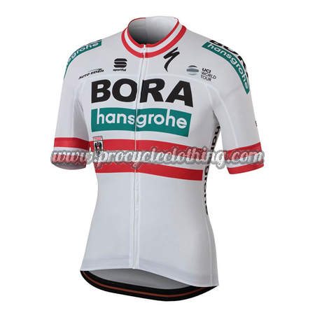 2018 Team BORA hansgrohe Austria Biking Outfit Riding Jersey Maillot ... cb1ae46ea