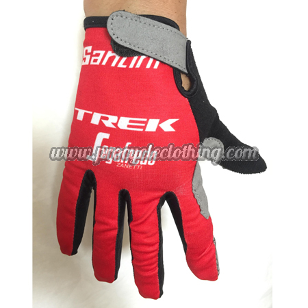 2018 Team TREK Segafredo Winter Riding Accessories Full Finger ... da97c4e16
